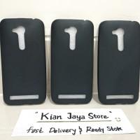 Black Matte Case HP Asus Zenfone Go B 4.5