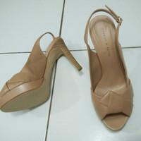 Sepatu Tali Charles & Keith 37 Seken
