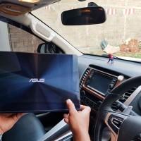 Laptop Asus Gaming Desain Core i7 Ram 4Gb SSD 13 inc Touchscreen Murah