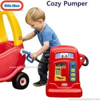 Jual Little Tikes Cozy Gas Pumper Mainan Pompa Bensin Cozy Coupe Murah