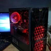 PC Rakitan Gaming Grafic i7 GT 1030 HDD 1 TB 8 GB