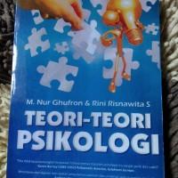 Teori-Teori Psikologi by M. Nur Gideon & Roni Risnawita S