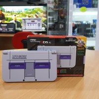 Jual New 3DS-XL Console Super Nintendo Edition+SuperMarioKart Full Download Murah