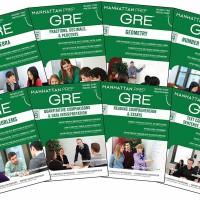 Buku Manhattan Prep GRE Set of 8 Strategy Guides 4th Edition