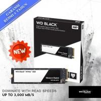 SSD WD Black 250GB M.2 Pcie Gen3 Nvme 2280