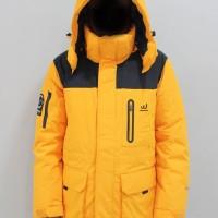 Jaket Yellow Winter Coat