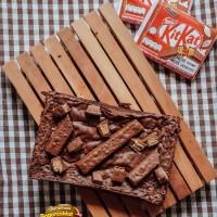 Brownies KitKat uk 15x10cm