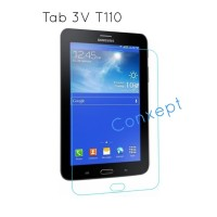 Tempered Glass Samsung TAB 3V T116 Non Packing