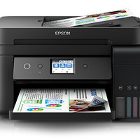 PRINTER EPSON L6190 PSCWEF ( PRINT SCAN COPY WIRELLESS ETHERNET FAX )