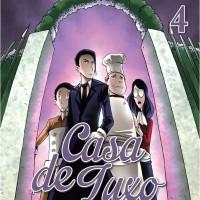 Dasar Umum Novel) KOMIK FANTASTEEN THE SERIES #4 CASA DE QUXO - TABI