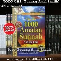 1000 Amalan Sunnah Sehari hari Khalid Al Husainan Media Tarbiyah
