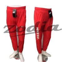 Promo Joger Pants Panjang - Nike - Merah - Celana Olahraga