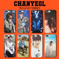 Casing Iphone 8 Plus Kpop Korea Exo Chanyel ( Bisa Custom )