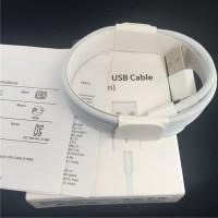 Aksesoris Hp KABEL DATA ORIGINAL ORI 100 iPhone 5 5s Lightning Apple
