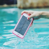 Aksesoris Hp Waterproof Case iphone 5 6 6 samsung S7