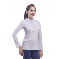 Baju Menyusui Manset Aisha Putih ukuran LXL