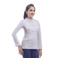 Baju Menyusui Manset Aisha Putih ukuran SM