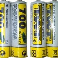 Baterai cas size AA merk TWT isi 2pcs