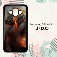 Casing Samsung Galaxy J7 Duo HP Dota 2 Shadow Fiend LI0163