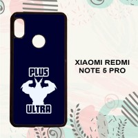 Casing Xiaomi Redmi Note 5 Pro HP Boku no Hero Plus Ultra LI0152