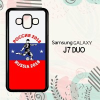 Casing Samsung Galaxy J7 Duo HP Fifa World Cup Russia 2018 L2573