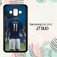 Casing Samsung Galaxy J7 Duo HP France Player L2614