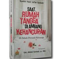 buku best seller ustadz abdul somad saat rumah tangga di ambang keha