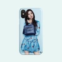 Custom Case 3D Jisoo Blackpink Vivo y69 V9 V7 Hardcase Fullprint