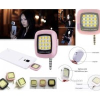 Lampu selfie 16 LED / Flashlight / Flash light / Lamp
