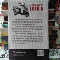 Buku Mesin MURAH SEPEDA MOTOR LISTRIK
