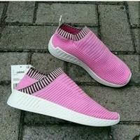 Sepatu Cewe Adidas C2 Primeknit Pink Impor Qyality 61e314baa1