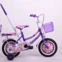 TERMURAH SEPEDA ONTHEL Sepeda Anak Mini Ukuran 12 TERLENGKAP DAN