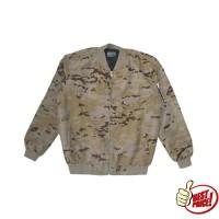 B362-Roughneck Desert Camo Bomber Jacket