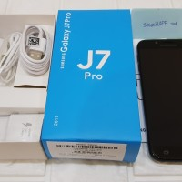 HP Samsung Galaxy J7 Pro 3/32gb 2nd Garansi Resmi SEIN