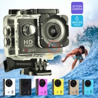 Action Camera Sports HD1080P 4K 16MP Waterprooft