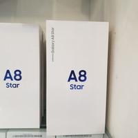 Samsung Galaxy A8 Star Garansi RESMI SEIN 1 tahun
