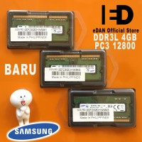 Ram laptop samsung SODIMM 4GB DDR3L PC3L 12800 DDR3 1600 4G sodim