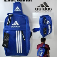 Harga on sale tas selempang u002f sling bag adidas black greenlight | Hargalu.com