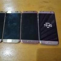 Samsung S7 Edge 32GB Dual Mulus Fullset seken
