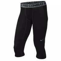 Celana Baselayer Nike Pro Combat/ Procombat Compression 3/4 pants