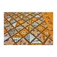 baron garut motif 3 bahan kain batik tulis kemeja sutra ATBM cirebon
