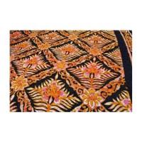 baron garut motif 6 bahan kain batik tulis kemeja sutra ATBM cirebon