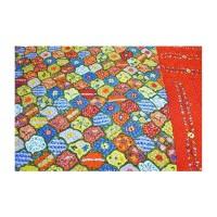 baron garut motif 5 bahan kain batik tulis kemeja sutra ATBM cirebon
