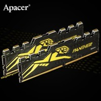 Apacer Panther Golden 8GB Dual Kit (2x4GB) DDR4 PC21300 2666MHz