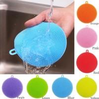 Spon cuci piring spons silikon anti kuman