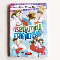 Kecil-kecil punya karya Komik 25 Beautiful Friendship