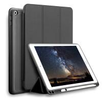 "Smart Case S Pen Leather Cover New iPad 9.7"" 2018 Auto Lock"