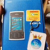 Dus Hp Nokia X3 Slide - Dos Box Kardus Kotak Handphone Nokia