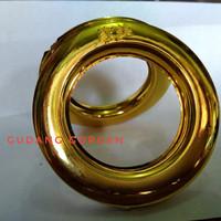 Smokering Gorden Bolak Balik Gold New
