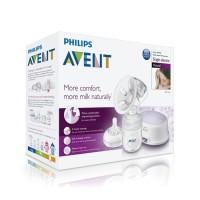 Philip Avent Single Elecric Comfort Breast Pump - Pompa Asi Elektrik -